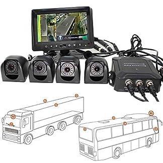 HSRpro-RFK-97-3D-360-Rckfahrkamera-fr-LKW-Bus-Transporter-und-Wohnwagen-Wohnmobile-inkl-7-Farb-Monitor-3D-Rundumsicht-berwachungstechnologie