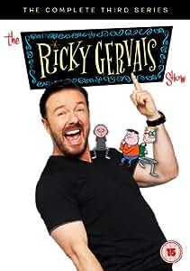 The Ricky Gervais Show - Season 3 [DVD] [2013]