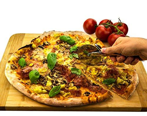Elpramo Designs Premium Pizzaschneider - 8