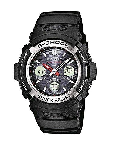 Casio G-Shock Solar- und Funkuhr AWG-M100-1AER
