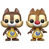Funko Figurine Disney - 2 Pack Chip And Dale [Importación francesa]