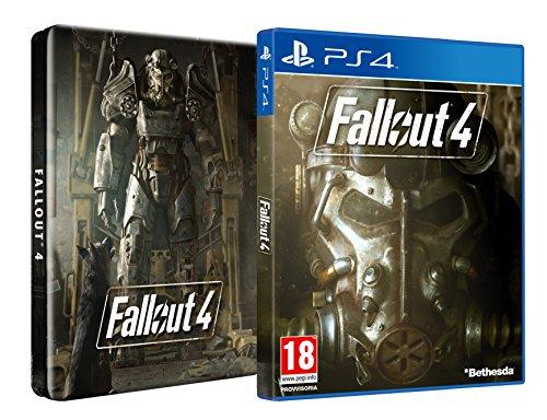Fallout 4 + Steelbook - Esclusiva Amazon - PlayStation 4