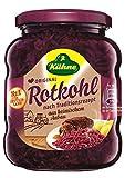 Produkt-Bild: Kühne Rotkohl Original klassisch, Glas, 5er Pack (5 x 370 ml)