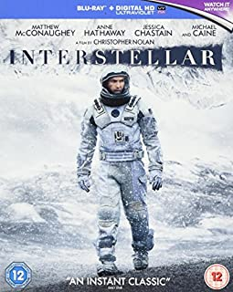 Interstellar [Blu-ray] [2014] [Region Free] (B00EXPOCNO) | Amazon Products