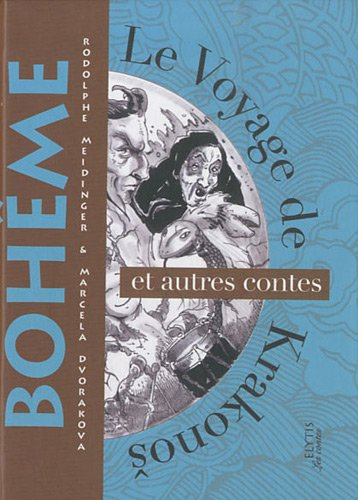 Le Voyage de Krakonos et autres contes - Bohême par Rodolphe Meidinger