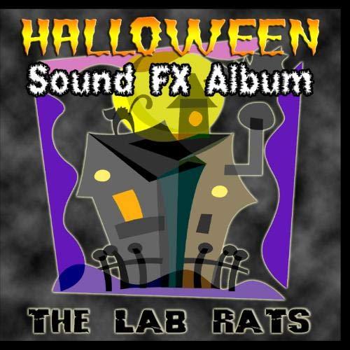 Halloween Sound FX Album