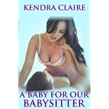 A Baby for Our Babysitter (English Edition)