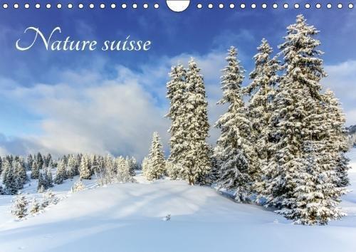Nature Suisse 2018: Les Paysages De Suisse, Un Plaisir Pour Les Yeux ! (Calvendo Nature) par Elena Duvernay