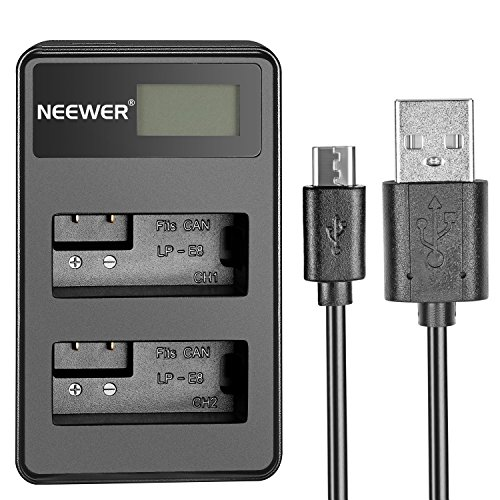 neewer-usb-dual-battery-charger-with-led-display-5v-2a-input-for-canon-lp-e8-rechargeable-battery-su