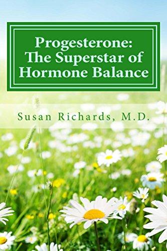 Progesterone: The Superstar of Hormone Balance (English Edition) - Balance Progesteron