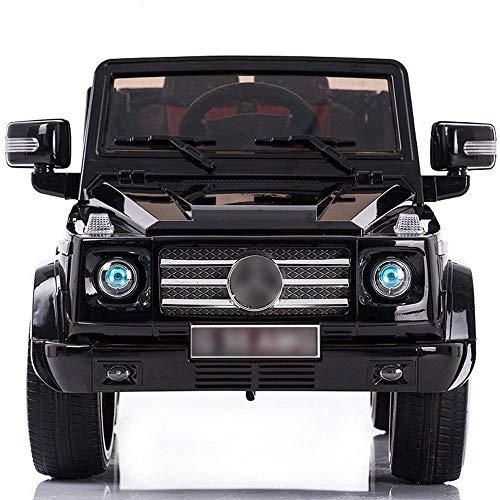 AIOJY Auto elettrica for bambini, passeggino, quattro ruote auto giocattolo, Double Drive, Telecomando, Fuoristrada Ride On Mezzi Boy Girl dell'oscillazione del bambino del regalo del giocattolo di R