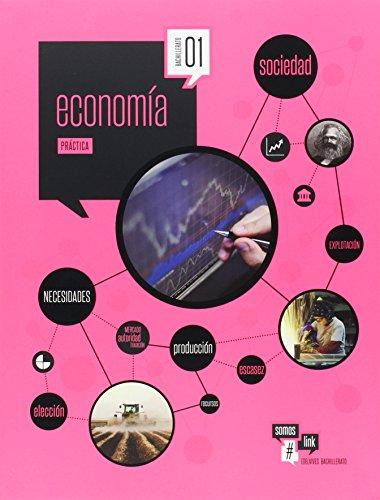 Economía 1º bachillerato (Somoslink) - 9788426399625 por Ruben Hitos Santos