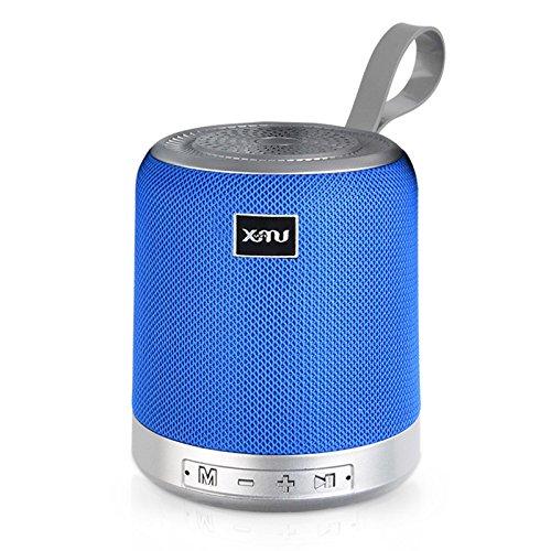 OPAKY Tragbarer bunter drahtloser Lautsprecher 3D HiFi Bass Retro Lautsprecher für iPhone, Samsung usw