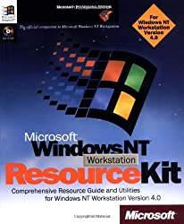 Microsoft® Windows NT® Workstation 4.0 Resource Kit (Microsoft Professional Editions)