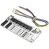Rishil World 4 Series 12V 60A Lithium LiFePo4 Cell Battery Protection BMS PCB Board W/Balance