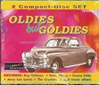 Oldies But Goldies (2 CD) by Various - 36 Tracks - CD 1: 1. Raindrops Keep Falling On My Head : B.J. Thomas (3.02) 2. Single Girl : Sandy Posey (2.43) 3. The Worst That Could Happen To Me : Brooklyn Bridge (3.09) 4. Lightning Strikes Again : Lou Chri...