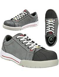 BATA Safety - Zapatos de mujer S3 para trabajo con puntera de seguridad - Sneakers M. BICKZ 728 ESD