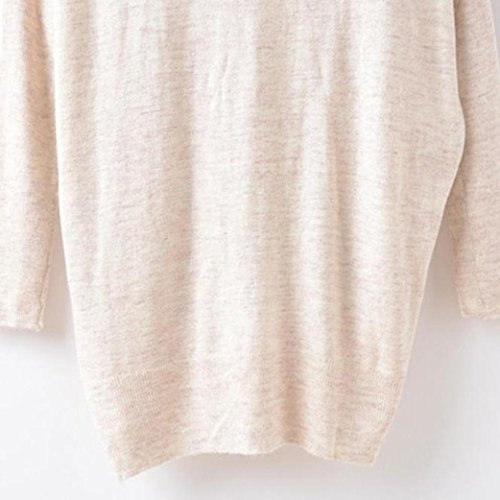 Transer - Pull - Femme gris gris Taille Unique C