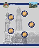 SAFE 7821-3 Einzelblatt 2 Euro Hamburg
