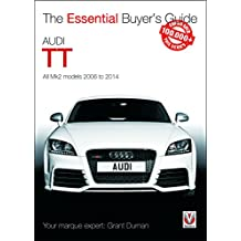 Audi Tt Mk2 2006 to 2014: Essential Buyer's Guide
