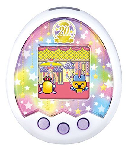 Tamagotchi mix 20th Anniversary mix ver. - Royal White (Japan import)