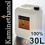30 Liter Bioethanol 100%, 3 Kanister (3x10L) - direkt vom Hersteller - versandkostenfrei nach DE!