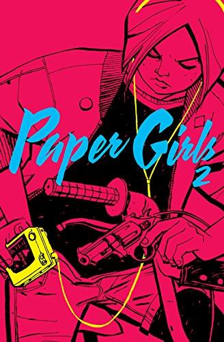 Descargar Libro Paper Girls 2 de Brian K.%Vaughan