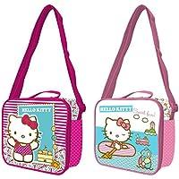 Hello Kitty Bolsa Portameriendas Grande con Asa
