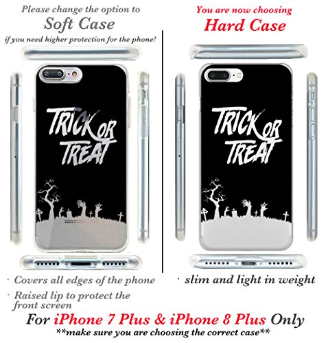 iPhone 7Fall, casesbylorraine Cute Muster Case Kunststoff Hard Cover für Apple iPhone 7, A66, iPhone 7 Plus Soft Case P109