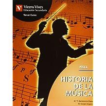 Historia De La Musica. Libro Del Alumno. Educacion Artistica - 9788431668099