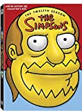Die Simpsons - Season 12 (Collector's Edition, 4 DVDs)