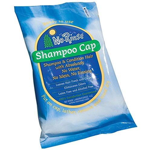 Ability Superstore No Rinse Shampoo Cap - Pack of 5
