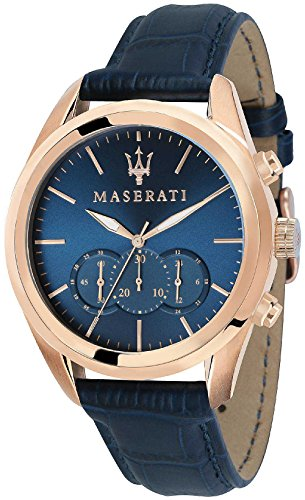 MASERATI TRAGUARDO Men's watches R8871612015