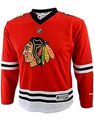 Patrick Kane Chicago Blackhawks NHL Youth Red Replica Jersey