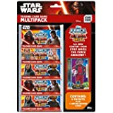Disney Star Wars Force Attax Extra The Force Awakens Multi Pack Trading Cards