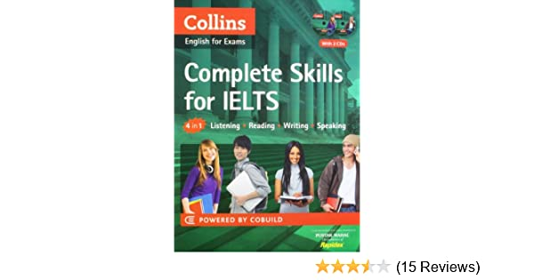 Buy Complete Skills For Ielts (DIC) Book Online at Low