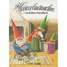 Die Heinzelmännchen und ihre Familien. Aufklapp- Bilderbuch
