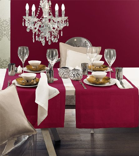 Pichler: elegante, biancheria da tavola in puro