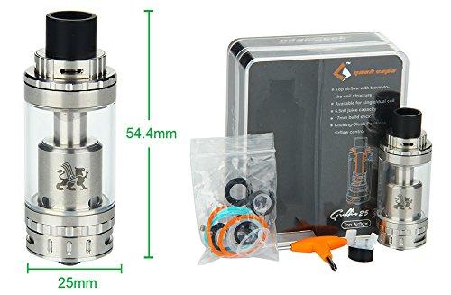 geekvape-griffin-25-plus-top-airflow-rta-tank-5ml-silver