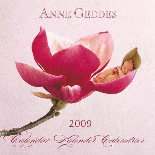 Anne Geddes/Flowers 2009: - Anne Flower Geddes