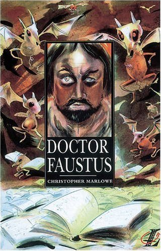 Doctor Faustus (Longman Literature) by Marlowe, Christopher, Blatchford, Roy, Butcher, John (1995) Paperback