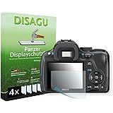 4 x DISAGU Film blindé film de protection d'écran pour Pentax K-50 film de protection contre la casse