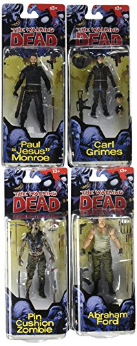 McFarlane 'The Walking Dead Comic Series: Figura de 10...