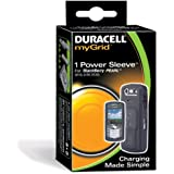 Duracell - Chargeurs - Duracell myGrid coque Power Sleeve pour Blackberry Pearl