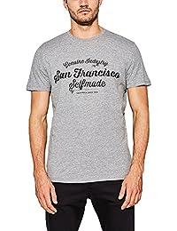 ESPRIT Herren T-Shirt 087ee2k006