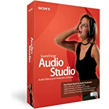 Sony Sound Forge Audio Studio 9 (Student / Teacher version)