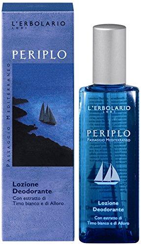 L'Erbolario Periplo Deodorant Lotion, 1er Pack (1 x 100 ml)