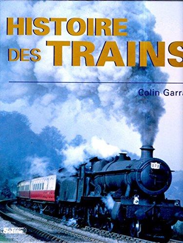 Histoire des trains par Colin Garratt