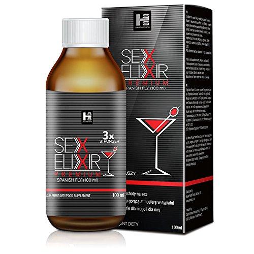 SEX ELIXIR PREMIUM - Spanish Fly 100 ml liebestropfen Spanische Fliege -