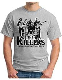 OM3 The Killers World Destruction Tour - T-Shirt Pop Music Geek, S - 5XL